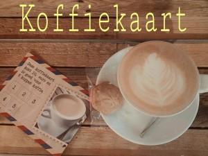 koffiekaart